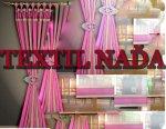 Textil NAĎA - Elpida Szczotková - kvalitní výroba a montáž horizontálních i vertikálních žaluzií, japonských stěn a římských rolet, okenní dekorace, garnýže, matrace - Třinec - Frýdek-Místek