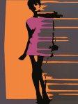 Krejčovství Brami - Kateřina Dvořáčková - scelování oděvů, scelování pánských obleků, scelování kabátů, opravy a úpravy oděvů, opravy prodřených džínů - Brno-střed