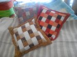 šití patchwork bytový textil
