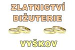 Zlatnictví - bižuterie - Jana Mašková - prodej, opravy a  výroba zlatých a stříbrných šperků, snubní prsteny na zakázku - Vyškov