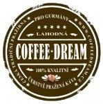 logo Pražírna kávy Coffee Dream - tradiční česká pražírna výběrové kávy - Petr Matúšů Uherský Ostroh