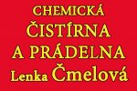 Sběrna chemické čistírny a prádelny, stáčírna saponátů - Lenka Čmelová - kvalitní chemická čistírna oděvů a peří, prádelna prádla, šití dek a přikrývek, drogérie, stáčené saponáty - Boskovice, Blanensko